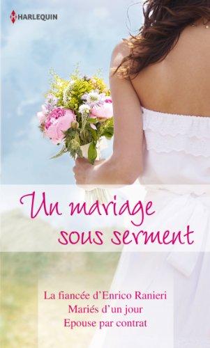 Livre occasion Un mariage sous serment