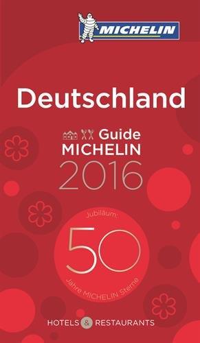 Livre occasion Guide Michelin Allemagne 2016