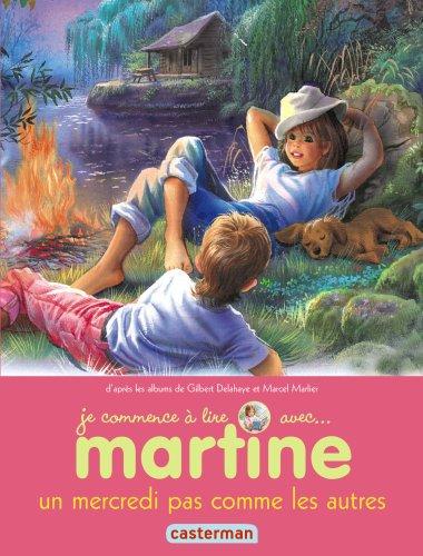 Je commence à lire avec Martine, Tome 4 : Un mercredi pas comme les autres