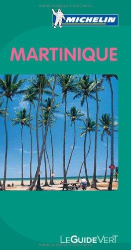 Livre occasion Guide Vert Martinique