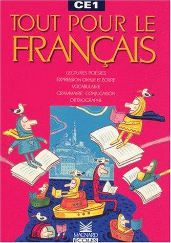 Tout pour le français, CE 1
