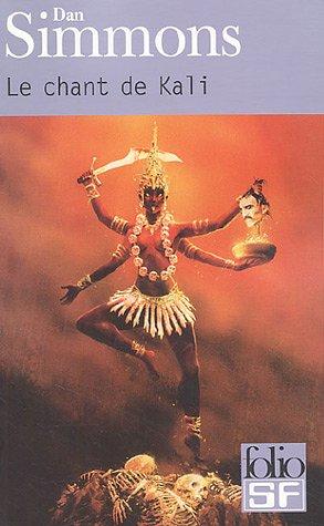 Livre occasion Le chant de Kali