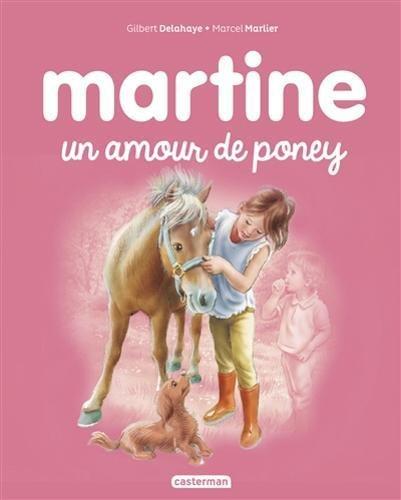 Martine, Tome 56 : Martine un amour de poney
