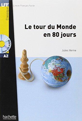 Le tour du monde en 80 jours (1CD audio)