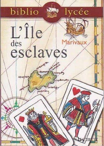 L'Île des esclaves (Livre de l'élève)