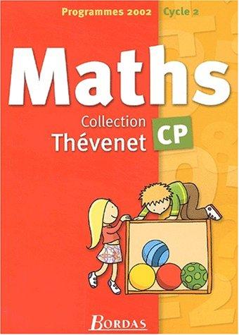 Thévenet : Maths, CP