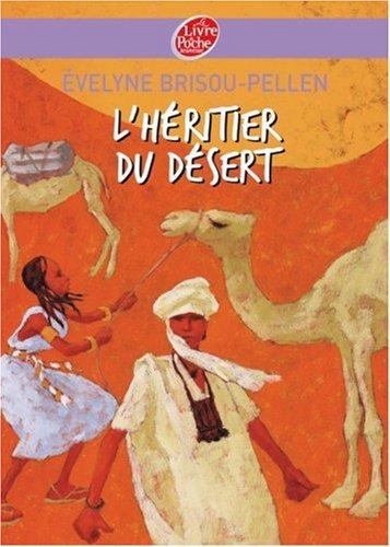 Livre occasion L'héritier du désert