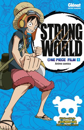 Livre occasion One Piece - Strong World Vol.1