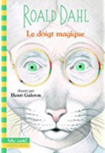 Livre occasion Le Doigt magique
