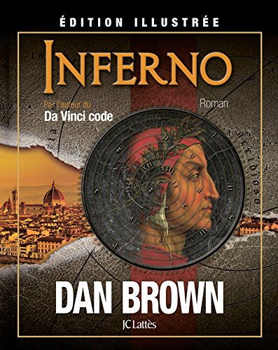 Livre occasion Inferno - édition illustrée