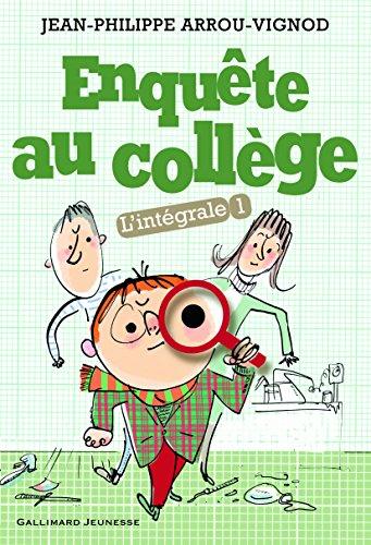 Enquête au collège (Tome 1)
