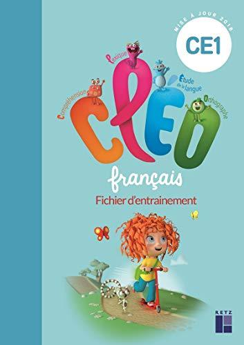 CLÉO Fichier d'entrainement CE1 + aide-mémoire - ÉDITION 2019