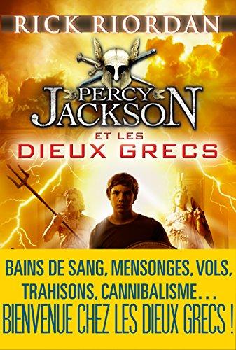 Livre occasion Percy Jackson et les Dieux Grecs