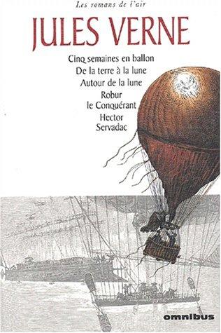 Livre occasion Jules Verne : Les romans de l'air