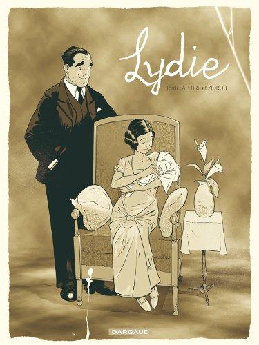 Lydie - tome 1 - Lydie - one-shot