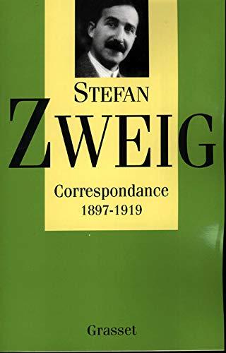 Correspondance, 1897-1919