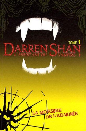 Assistant du vampire - Darren Shan - Roman Vol.1