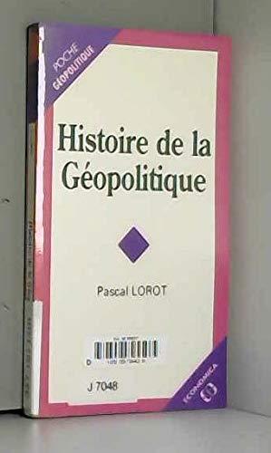 Histoire de la géopolitique