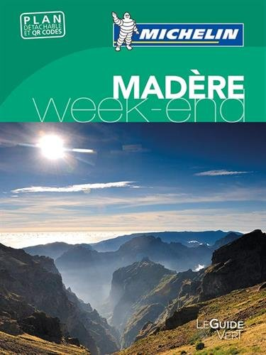 Guide Vert Week-end Madère Michelin