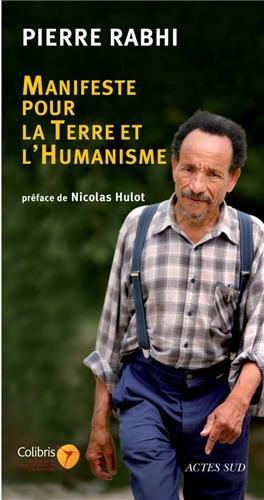 Livre occasion Manifeste pour la Terre et l'humanisme : Pour une insurrection des consciences