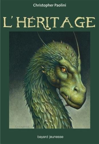 Héritage Eragon Tome 4