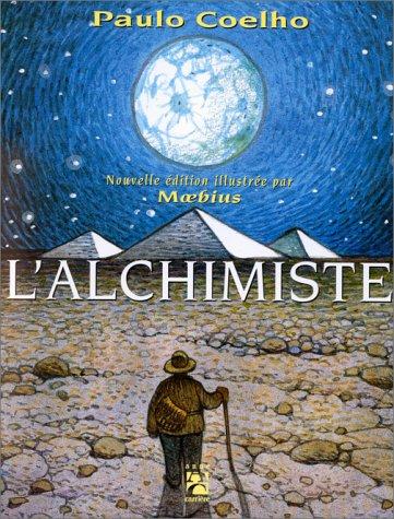 L'Alchimiste - édition illustrée par Moebius