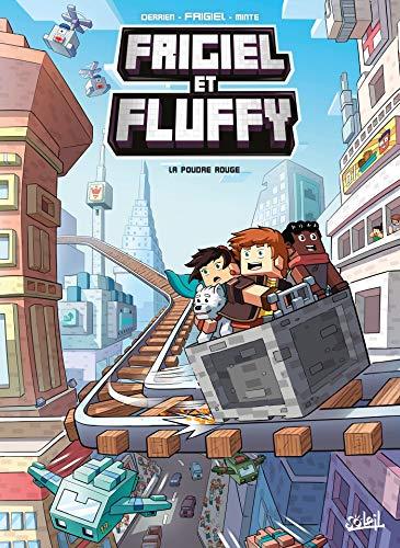 Frigiel et Fluffy T07: La Poudre rouge - Minecraft