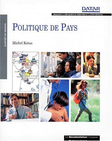 POLITIQUE DE PAYS. Rapport de mission