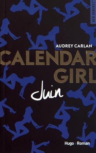 Livre occasion Calendar Girl - Juin