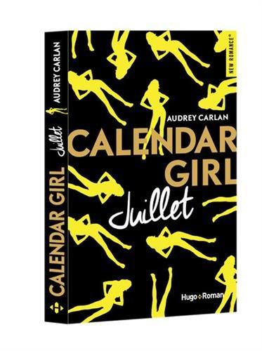 Livre occasion Calendar Girl - Juillet