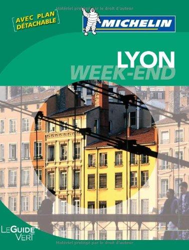 Livre occasion Guide Vert Week-end Lyon