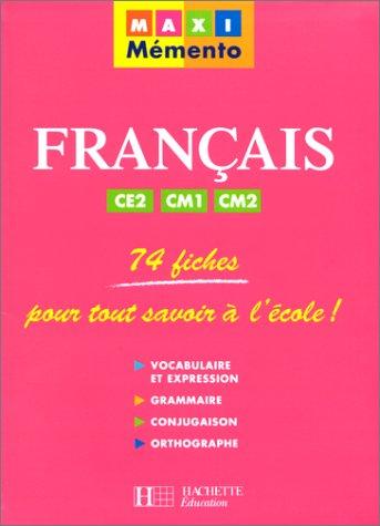 Français CE2/CM1/CM2