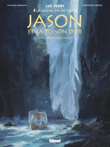 Livre occasion Jason et la toison d'or - Tome 02: Le voyage de l'Argo
