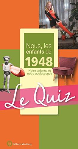 Nous, les enfants de 1948 : Le quiz