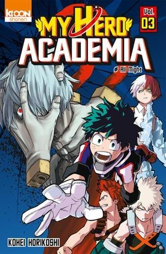 My Hero Academia T03 (03)